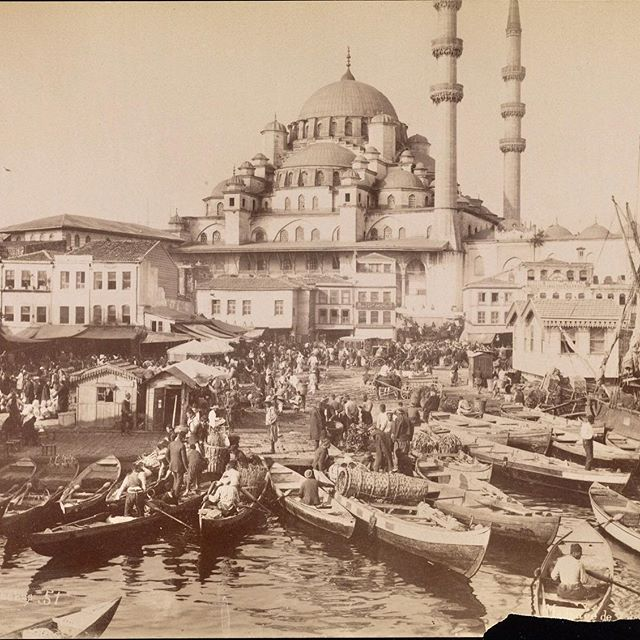 History of the New Mosque