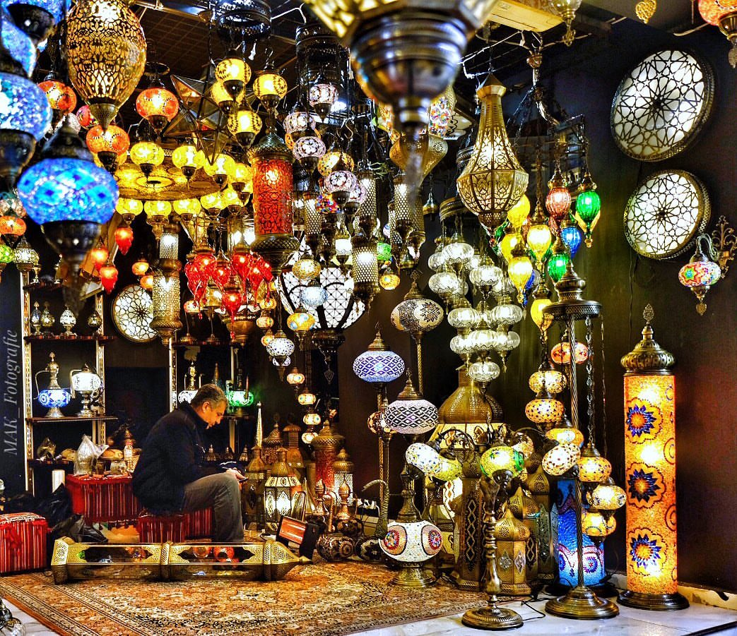 Spice Bazaar Shopping Istanbul