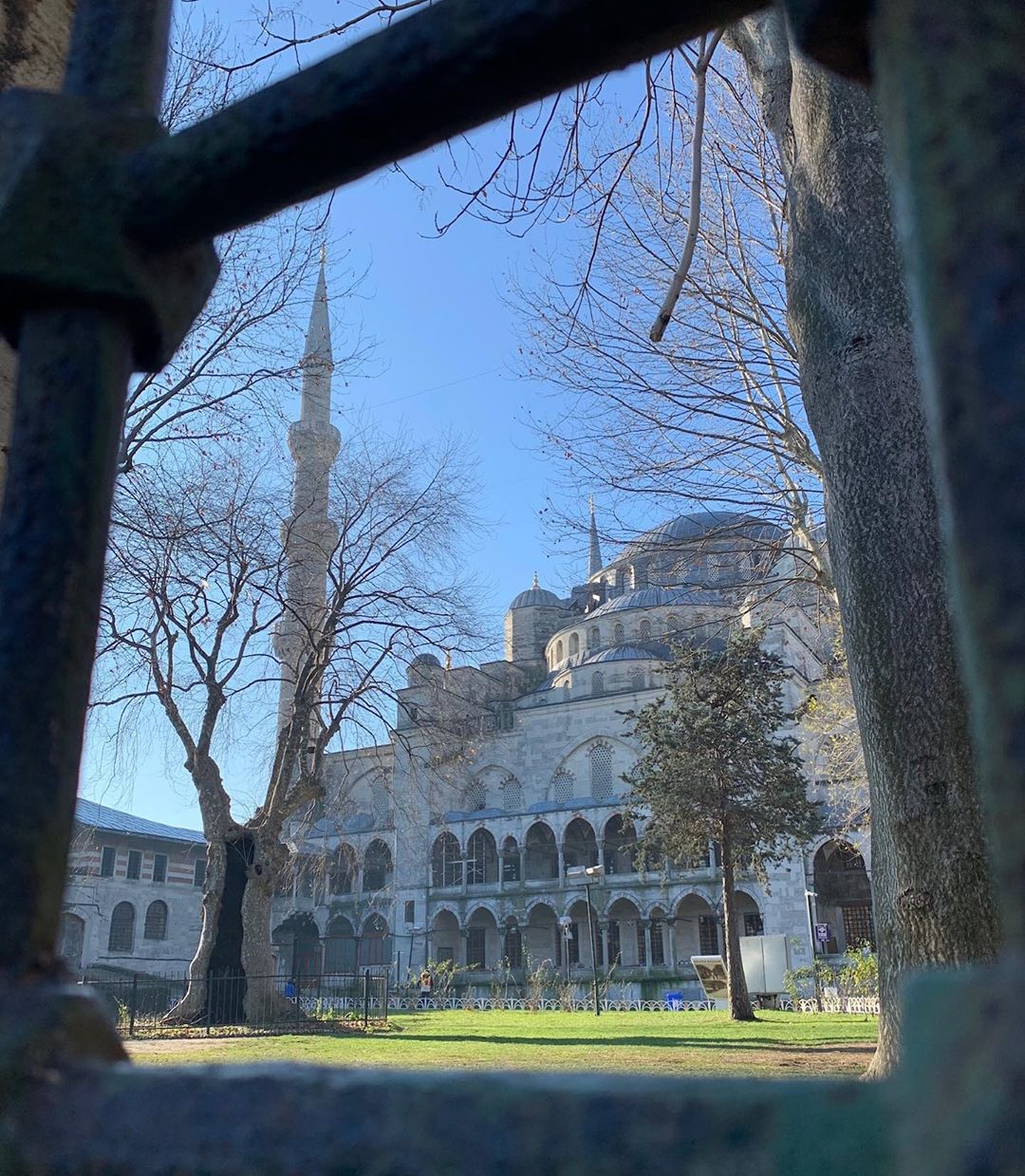 How to go to Istanbul Blue Mosque