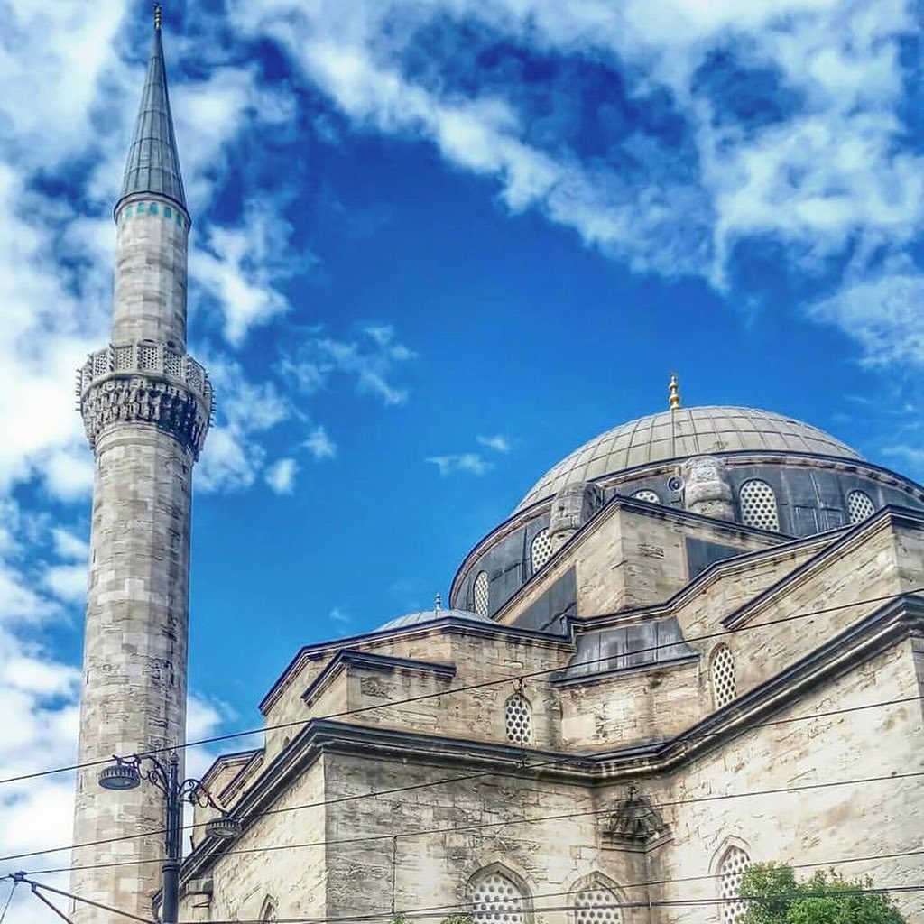 Beyazit Mosque How to get there