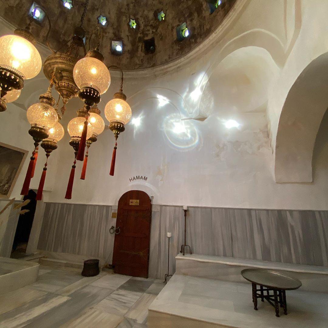Cagaloglu Hamami (Turkish Bath) ISTANBUL