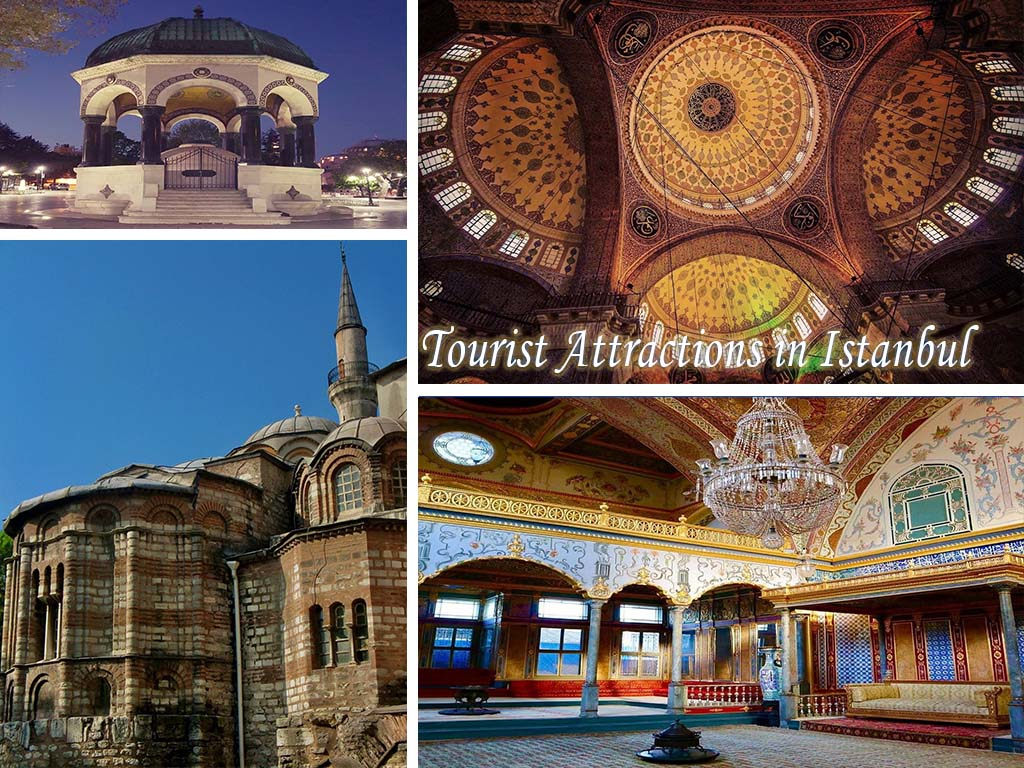 25 Top Tourist Attractions in Istanbul
